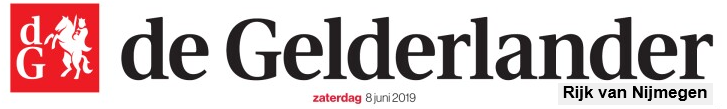 de Gelderlander - Rijk van Nijmegen - 8 juni 2019, pagina 37